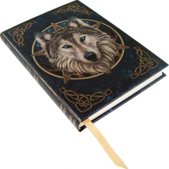 The Wild One Embossed Journal By Lisa Parker