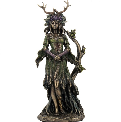 Lady Of The Forest Figurine