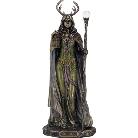 Elen Of The Ways - Keeper of The Forest Figurine