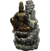 Guanyin Flow Incense Mountain - Backflow Incense Burner