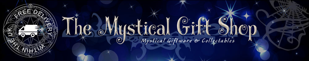 The Mystical Gift Shop, site logo.