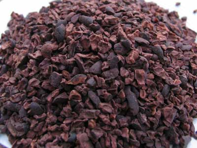 Raw Organic Cacao Nibs (500g Raw Chocolate)