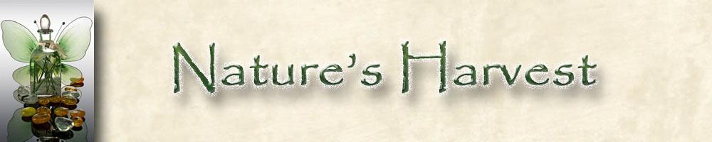 Nature's Harvest, site logo.