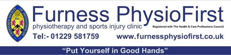 Furness PhysioFirst Centre Ltd, site logo.