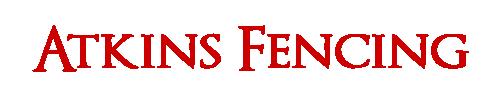 Atkins Fencing, site logo.