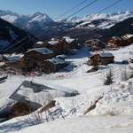 Perfect location for skiing staying at Chalet Emma