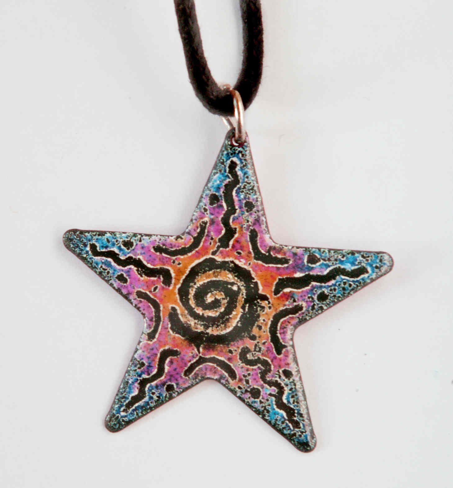 Starfish Pendant -Colour 2