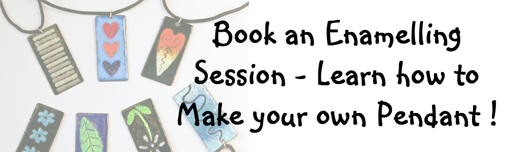 Banner -Learn to do enamelling