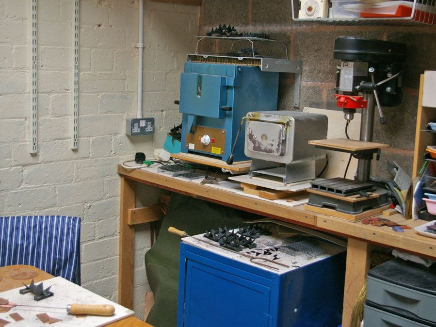 Gift Vouchers - Enamelling Workshop for Two