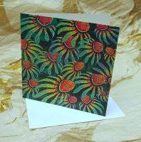'Flora or Fauna' Greetings Card