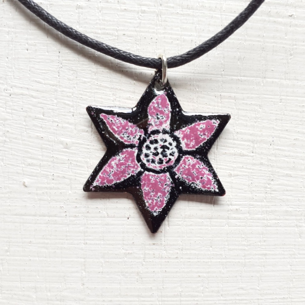 Starflower Pendant