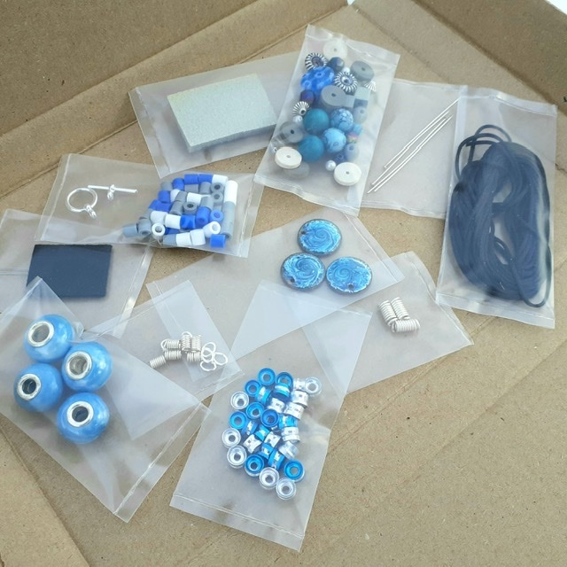 Enamelled Jewellery Kits