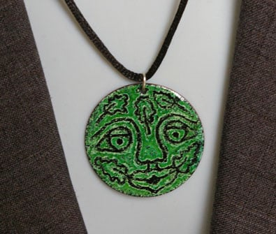 Green-Man-Pendant-Close-up