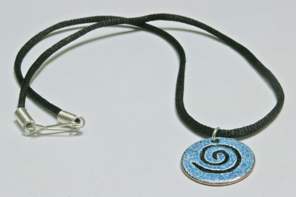 Small 'Spiral' Pendant
