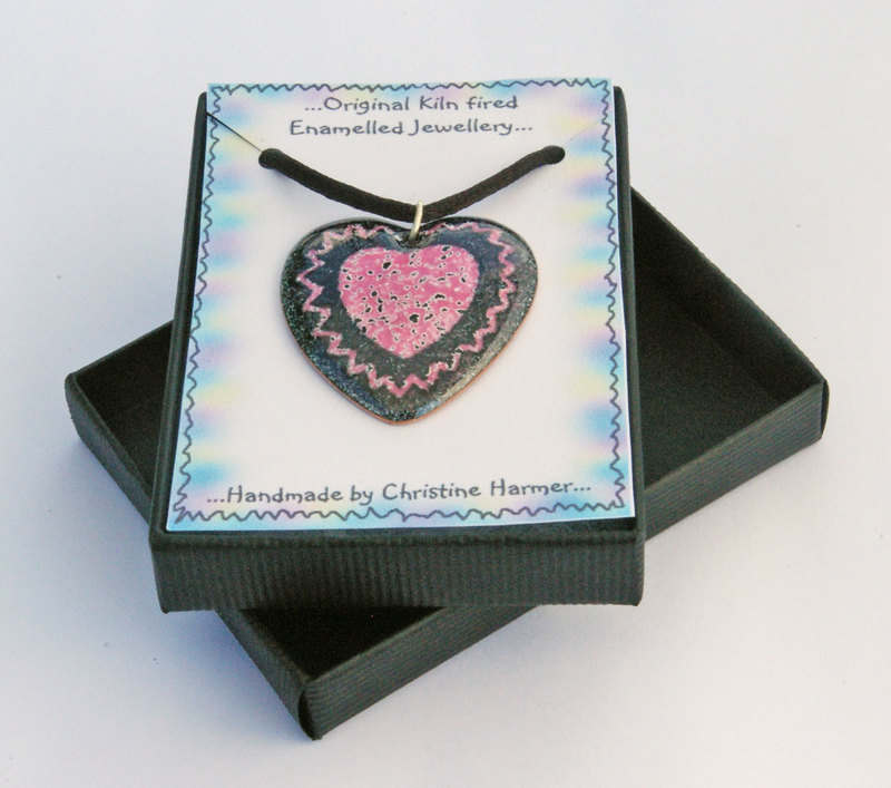 Large Heart Pendant (Boxed)