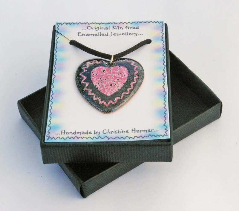 Large Heart Pendant (Boxed)