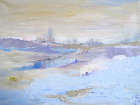 Winter Water Meadow