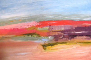 """limpets 24""""x36"""""""