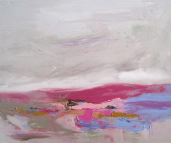 Pink Rockscape