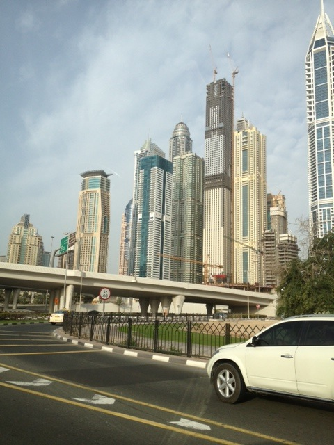 Preparing to work in Dubai