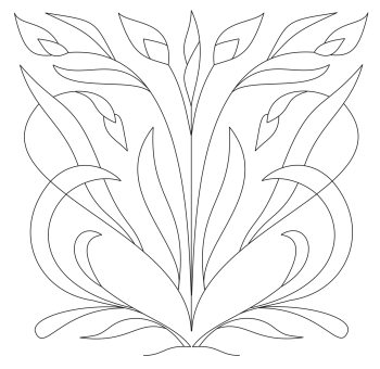 Outline Bud Vector v2 small