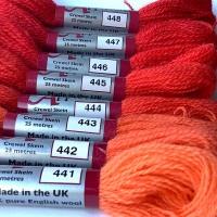 440 range (Orange Red)