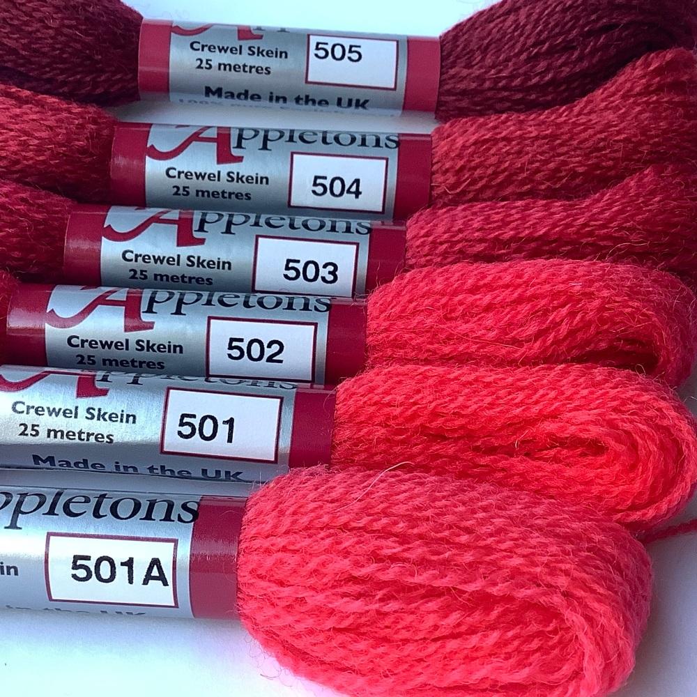 500 range (Scarlet)
