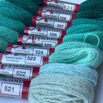 520 range (Turquoise)