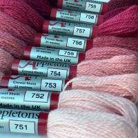 750 range (Pink Rose)