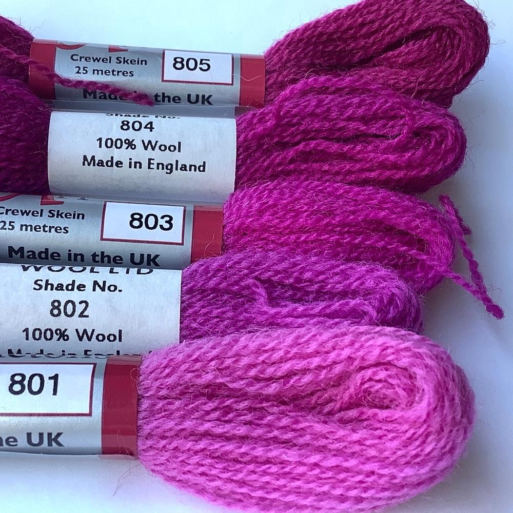 800 range (Fuchsia)