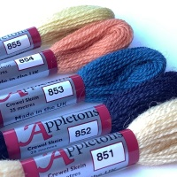 851 to 855 (Odd Colours)