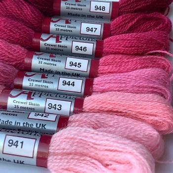 940 range (Bright Rose Pink)