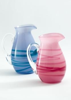 Swirl jugs x 2
