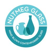 nutmeg glass logo master