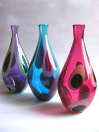 Astral vases - group