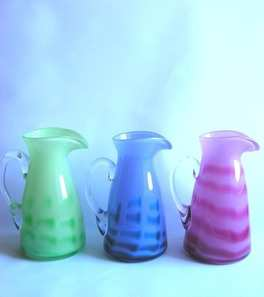 Jugs-group of 3