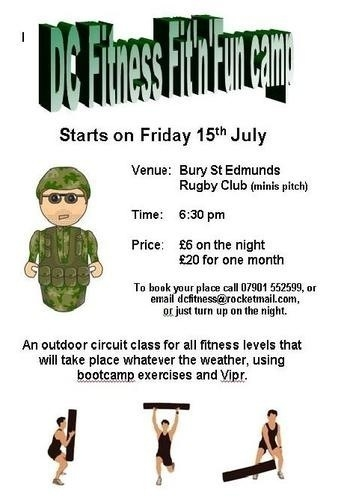 Fitcamp Poster