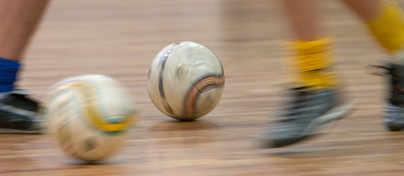 Futsal Feet!