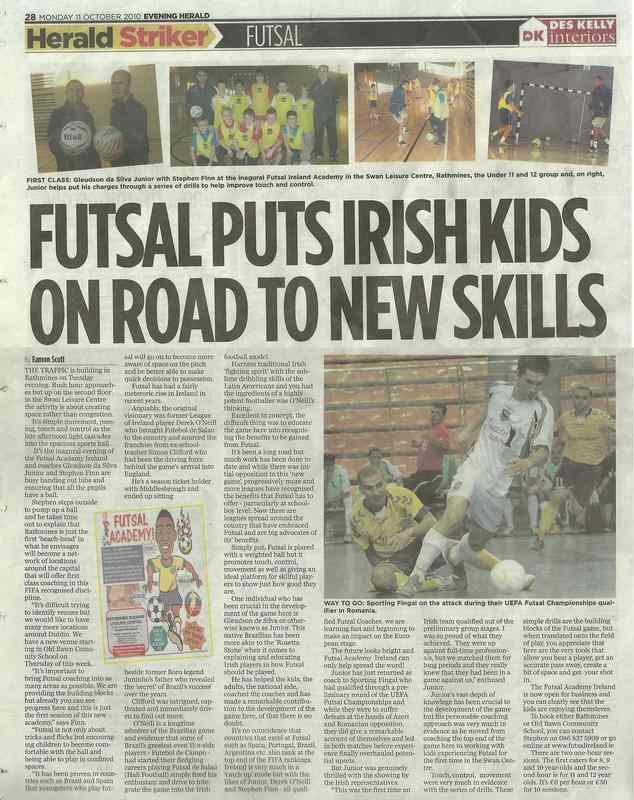 Evening Herald Oct 11 2010