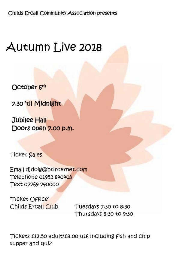 AutumnLive2018