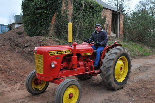 Tractor 36