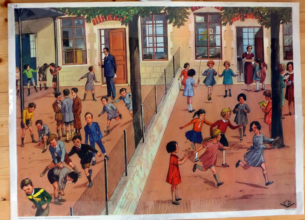 vintage-french-classroom-poster--playground