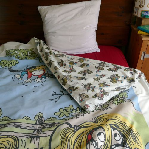 Vintage Thelwell Duvet Cover
