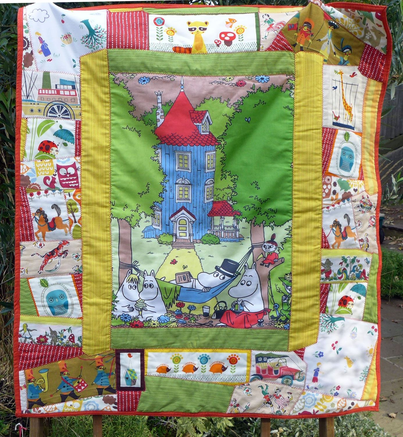 machine even year free placemats would i this my sewing patchwork do quilt bought totally scares in easier for sew a to make quilting last motion birthday that me than other