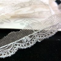 Vintage Nottingham Lace Trim - BNB