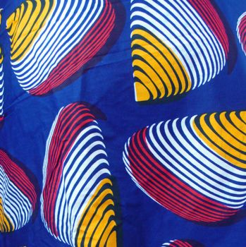 Original Wax Printed Fabric