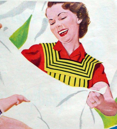 1950's Vintage Home Print - Oxydol Advert