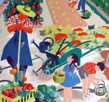 Helene-Poirie-poster-the-garden-2