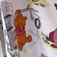 Vintage Winnie the Pooh Fabric - 130cm x 90cm