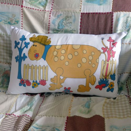 Magic Roundabout Cushion - Ermintrude